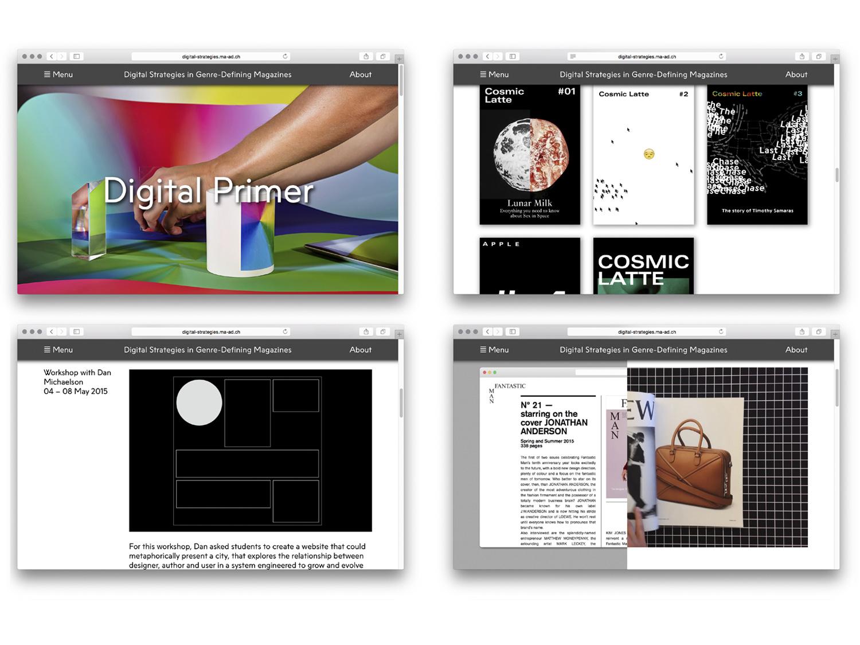 7/31 – Digital Strategies in Genre-Defining Magazines with Luke Archer & Joël Vacheron