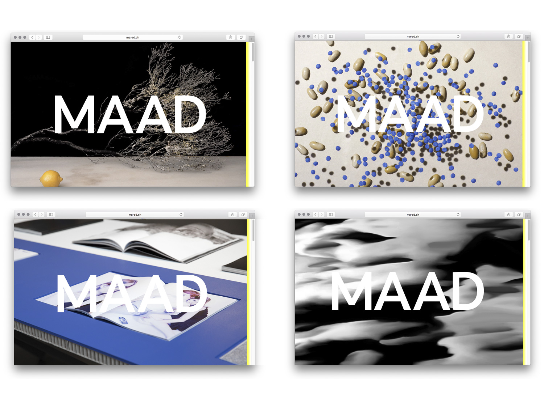 9/31 – Master art direction website