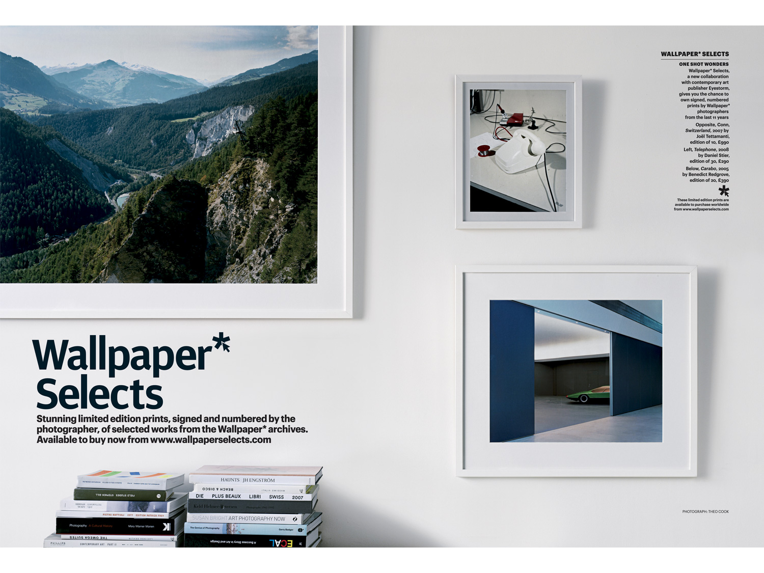 15/31 – Wallpaper Selects ad at Wallpaper*, photo: Theo Cook